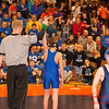 2012 - 1- 7 -  IESA Wrestling - Olympia Invitational - Olympia High School - Stanford Illinois - 73