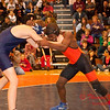 2012 - 1- 7 -  IESA Wrestling - Olympia Invitational - Olympia High School - Stanford Illinois - 274