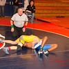 2012 - 1- 7 -  IESA Wrestling - Olympia Invitational - Olympia High School - Stanford Illinois - 511