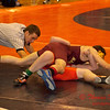 2012 - 1- 7 -  IESA Wrestling - Olympia Invitational - Olympia High School - Stanford Illinois - 257