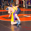 2012 - 1- 7 -  IESA Wrestling - Olympia Invitational - Olympia High School - Stanford Illinois - 187