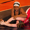 2012 - 1- 7 -  IESA Wrestling - Olympia Invitational - Olympia High School - Stanford Illinois - 611