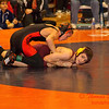 2012 - 1- 7 -  IESA Wrestling - Olympia Invitational - Olympia High School - Stanford Illinois - 872