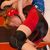 2012 - 1- 7 -  IESA Wrestling - Olympia Invitational - Olympia High School - Stanford Illinois - 92