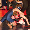 2012 - 1- 7 -  IESA Wrestling - Olympia Invitational - Olympia High School - Stanford Illinois - 810