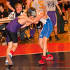 2012 - 1- 7 -  IESA Wrestling - Olympia Invitational - Olympia High School - Stanford Illinois - 731