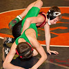 2012 - 1- 7 -  IESA Wrestling - Olympia Invitational - Olympia High School - Stanford Illinois - 744