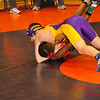 2012 - 1- 7 -  IESA Wrestling - Olympia Invitational - Olympia High School - Stanford Illinois - 837