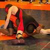 2012 - 1- 7 -  IESA Wrestling - Olympia Invitational - Olympia High School - Stanford Illinois - 580