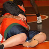 2012 - 1- 7 -  IESA Wrestling - Olympia Invitational - Olympia High School - Stanford Illinois - 26