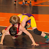2012 - 1- 7 -  IESA Wrestling - Olympia Invitational - Olympia High School - Stanford Illinois - 737