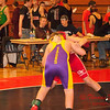2012 - 1- 7 -  IESA Wrestling - Olympia Invitational - Olympia High School - Stanford Illinois - 253