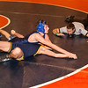 2012 - 1- 7 -  IESA Wrestling - Olympia Invitational - Olympia High School - Stanford Illinois - 559