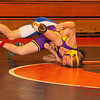 2012 - 1- 7 -  IESA Wrestling - Olympia Invitational - Olympia High School - Stanford Illinois - 105