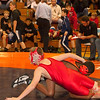 2012 - 1- 7 -  IESA Wrestling - Olympia Invitational - Olympia High School - Stanford Illinois - 171