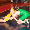 2012 - 1- 7 -  IESA Wrestling - Olympia Invitational - Olympia High School - Stanford Illinois - 138