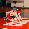 2012 - 1- 7 -  IESA Wrestling - Olympia Invitational - Olympia High School - Stanford Illinois - 51