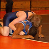 2012 - 1- 7 -  IESA Wrestling - Olympia Invitational - Olympia High School - Stanford Illinois - 161