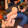 2012 - 1- 7 -  IESA Wrestling - Olympia Invitational - Olympia High School - Stanford Illinois - 128
