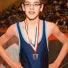 2012 - 1- 7 -  IESA Wrestling - Olympia Invitational - Olympia High School - Stanford Illinois - 991