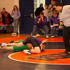 2012 - 1- 7 -  IESA Wrestling - Olympia Invitational - Olympia High School - Stanford Illinois - 242