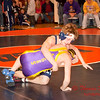 2012 - 1- 7 -  IESA Wrestling - Olympia Invitational - Olympia High School - Stanford Illinois - 188