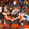 2012 - 1- 7 -  IESA Wrestling - Olympia Invitational - Olympia High School - Stanford Illinois - 198