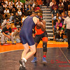 2012 - 1- 7 -  IESA Wrestling - Olympia Invitational - Olympia High School - Stanford Illinois - 275