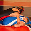 2012 - 1- 7 -  IESA Wrestling - Olympia Invitational - Olympia High School - Stanford Illinois - 297