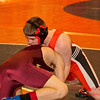 2012 - 1- 7 -  IESA Wrestling - Olympia Invitational - Olympia High School - Stanford Illinois - 250