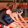 2012 - 1- 7 -  IESA Wrestling - Olympia Invitational - Olympia High School - Stanford Illinois - 815