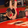 2012 - 1- 7 -  IESA Wrestling - Olympia Invitational - Olympia High School - Stanford Illinois - 587