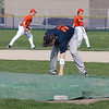 2010 - IHSA Freshmen Baseball - Normal Community High School at Pontiac High School - Pontiac Illinois - April 12th - 5