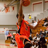 101 - Normal Community Ironmen vs Decatur Eisenhower Panthers Varsity Basketball game at Stephen Decatur Middle School