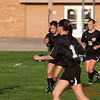 2010 - IHSA Junior Varsity Soccer - Girls - Normal Community Ironmen at Champaigh Central Maroons - Champaign Illinois - April 20th - 5
