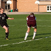 2010 - IHSA Junior Varsity Soccer - Girls - Normal Community Ironmen at Champaigh Central Maroons - Champaign Illinois - April 20th - 9