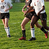 2010 - IHSA Junior Varsity Soccer - Girls - Normal Community Ironmen at Champaigh Central Maroons - Champaign Illinois - April 20th - 15