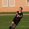 2010 - IHSA Junior Varsity Soccer - Girls - Normal Community Ironmen at Champaigh Central Maroons - Champaign Illinois - April 20th - 11