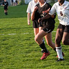 2010 - IHSA Junior Varsity Soccer - Girls - Normal Community Ironmen at Champaigh Central Maroons - Champaign Illinois - April 20th - 16