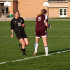 2010 - IHSA Junior Varsity Soccer - Girls - Normal Community Ironmen at Champaigh Central Maroons - Champaign Illinois - April 20th - 10