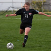 2010 - IHSA Junior Varsity Soccer - Girls - Normal Community Ironmen at Champaigh Central Maroons - Champaign Illinois - April 20th - 7