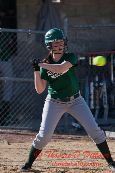 IHSA Varsity Softball - Peoria Richwoods High School - Peoria Illinois
