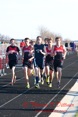2011 Track & Field - Heyworth Invitational