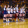 IHSA Girls Volleyball - Class 4A State Semi Finals - Cary Grove vs Glenbrook South - 9