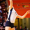 IHSA Girls Volleyball - Class 4A State Semi Finals - Cary Grove vs Glenbrook South - 22