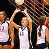IHSA Girls Volleyball - Class 4A State Semi Finals - Cary Grove vs Glenbrook South - 5