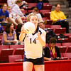 IHSA Girls Volleyball - Class 4A State Semi Finals - Cary Grove vs Glenbrook South - 21