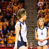 IHSA Girls Volleyball - Class 4A State Semi Finals - Cary Grove vs Glenbrook South - 17