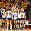 IHSA Girls Volleyball - Class 4A State Semi Finals - Cary Grove vs Glenbrook South - 12