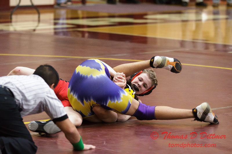 107 - IHSA Wrestling - East Peoria Invitational - Saturday November 24th